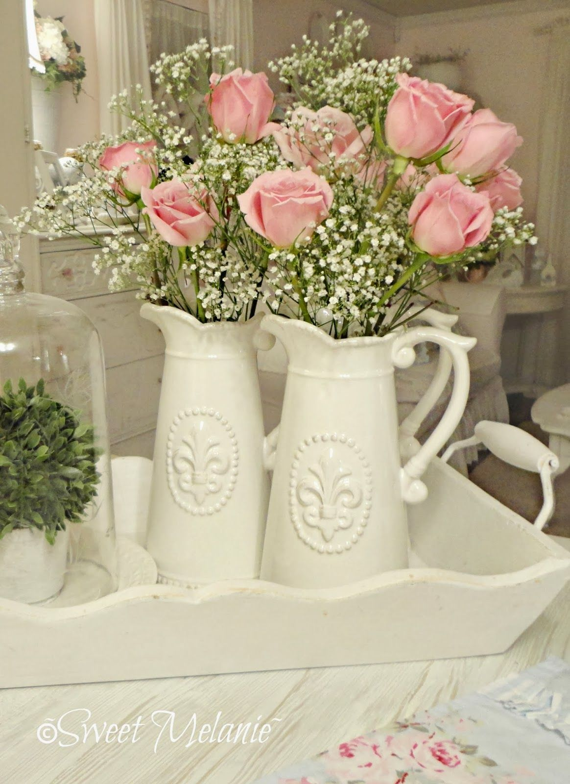 Badezimmer Deko Shabby Chic Sweet Melanie Happy Valentine 39s Day For The Home