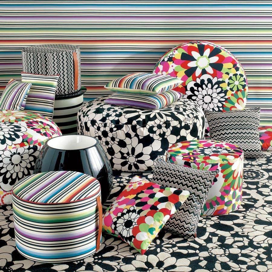 Missoni Home Furniture London: Missoni Home - Master Moderno