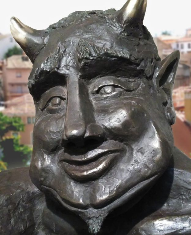 Why A Smiling Statue Of Satan Is Stirring Up Controversy