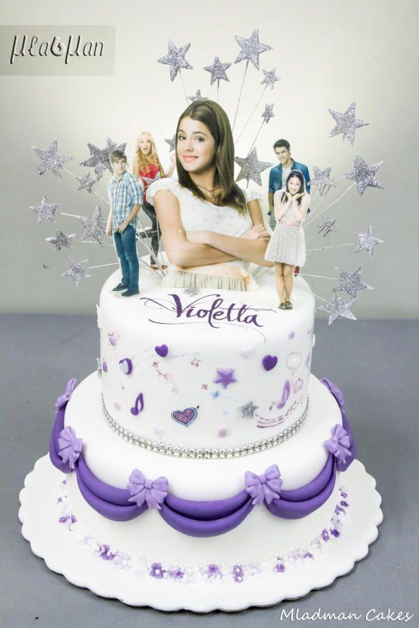 Torte violetta disney