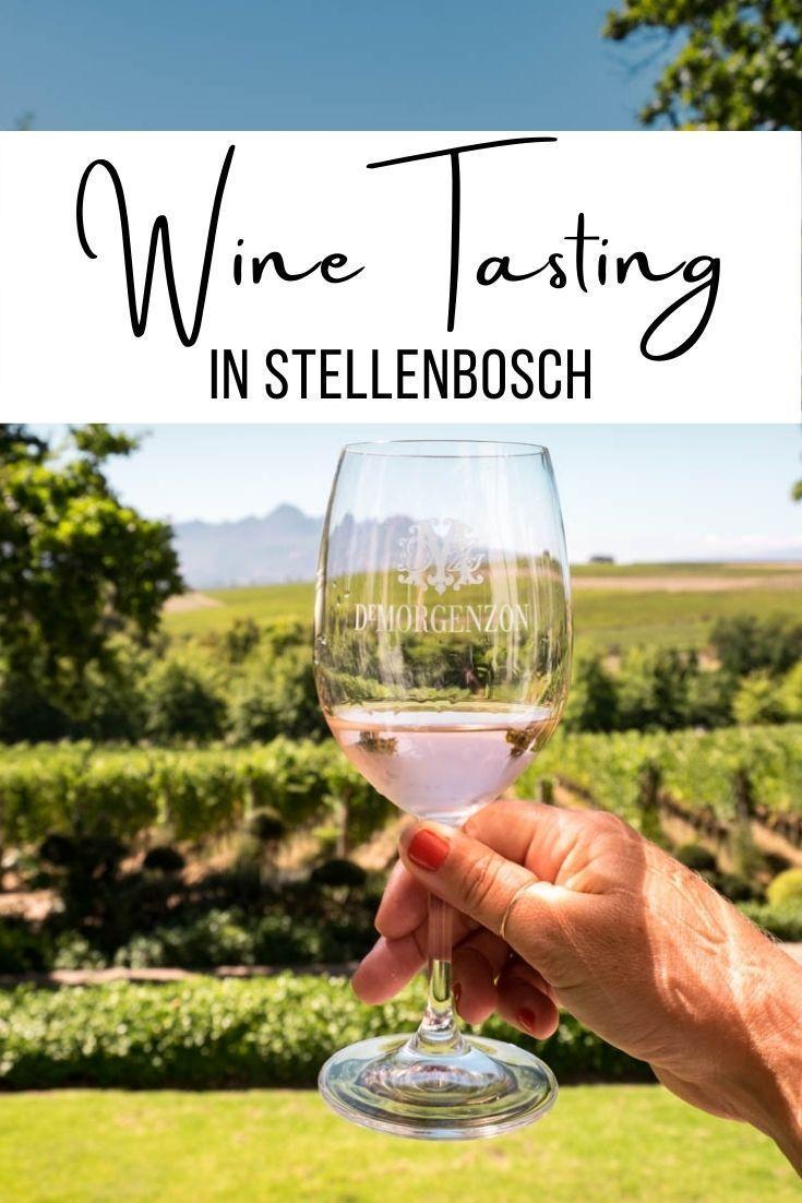 Keep Calm & Go Wine Tasting in Stellenbosch.
