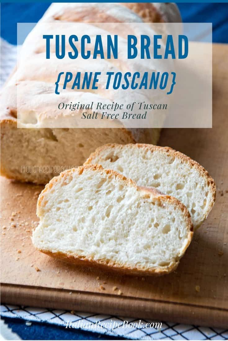 Photo of Tuscan Bread {Pane Toscano}