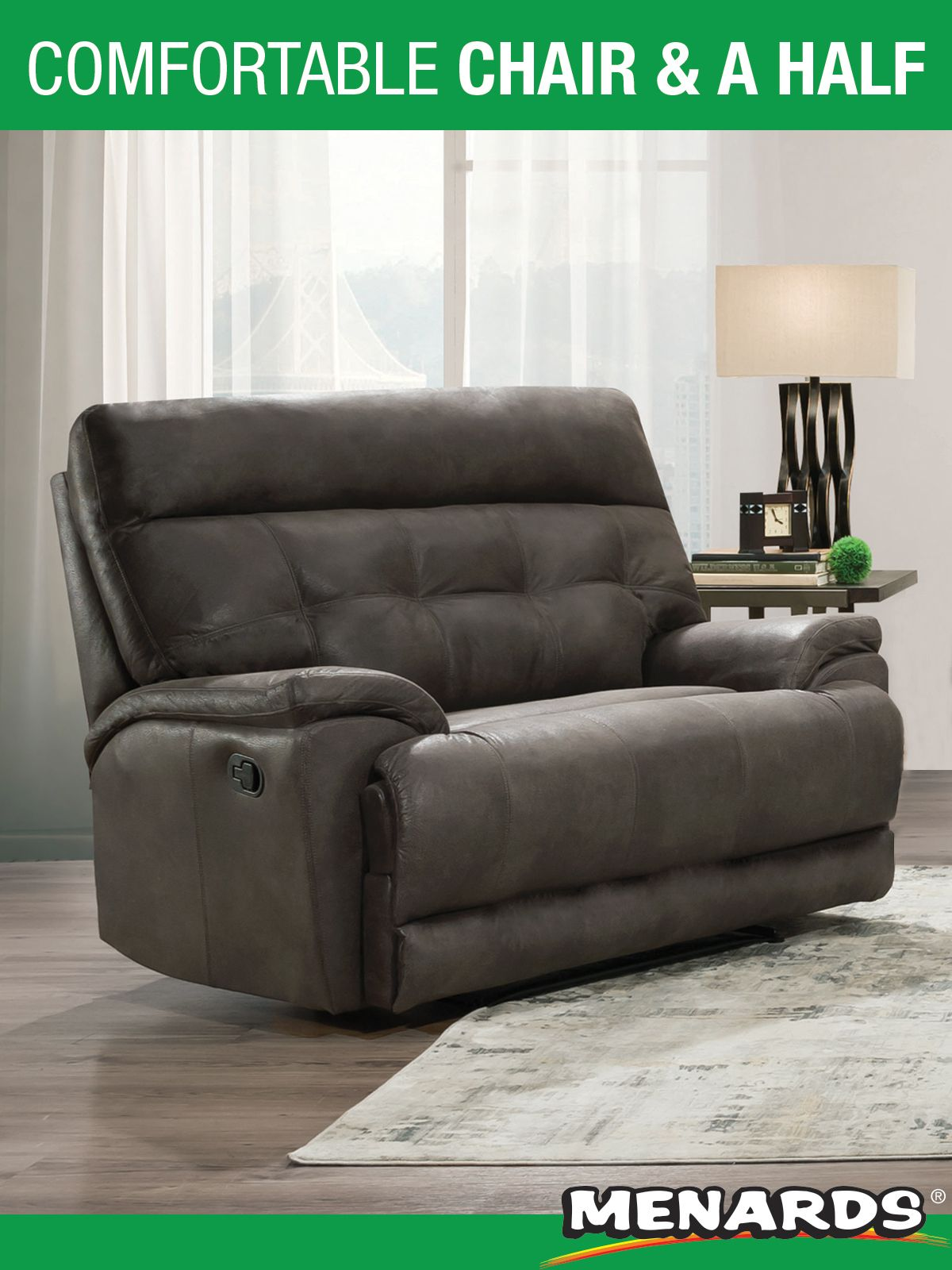 Get Large Scale Comfort With This Lane Chair And A Half It S
