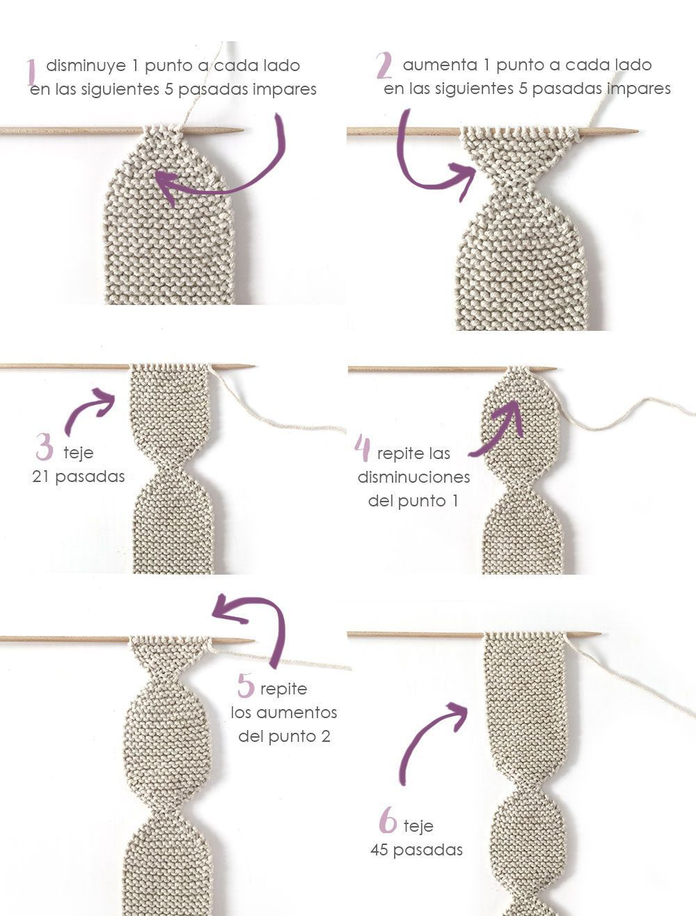 Photo of Polaina de punto NUR – Tutorial y Patrón –,  #nur #Patrón #Polaina #Punto #Tutorial