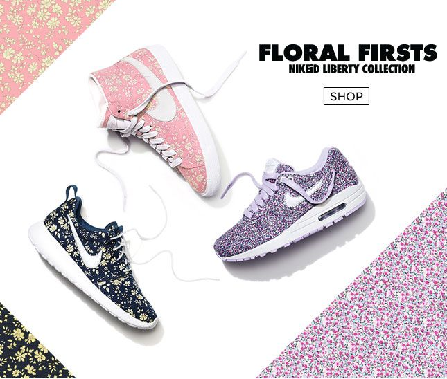 Liberty London - (UK) GET THEM BEFORE THEYRE GONE: 3 brand new Nike