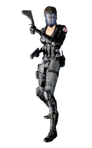 Square Enix Resident Evil Operation Raccoon City Play Arts Kai Lupo Action Figure ** Continue to the product at the image link.