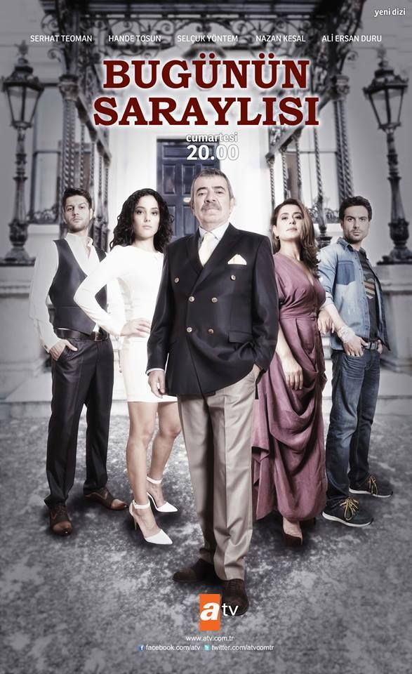 Bugunun Saraylisi Tv Series Poster 2013 2014 Novelas Peliculas En Castellano