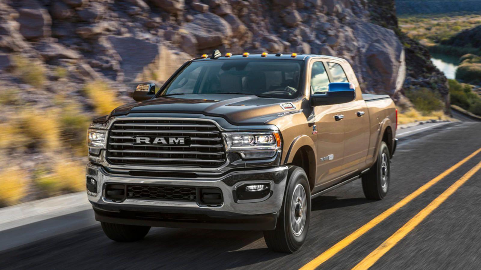 Most Brutal Pickup Trucks On The Planet Big Muscle For Doing Big Truck Things In 2020 Ram 2500 Mega Cab Dodge Mega Cab Dodge Ram