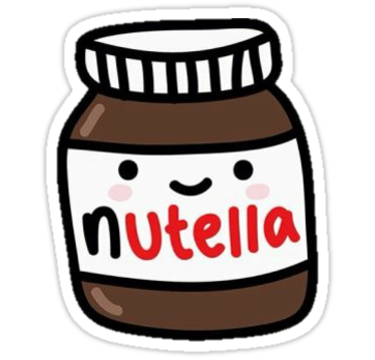 Nutella Cute Also Buy This Artwork On Stickers And Phone Cases Nutella Kawaii Nutella Jar