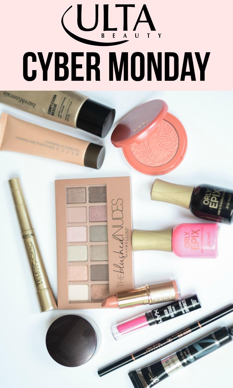 Ulta Beauty Cyber Monday Preview Pretty Buys Pretty Unbelievable Savings Cyber Monday Beauty Makeup Mac Elf Maybell Ulta Beauty Beauty Makeup Beauty
