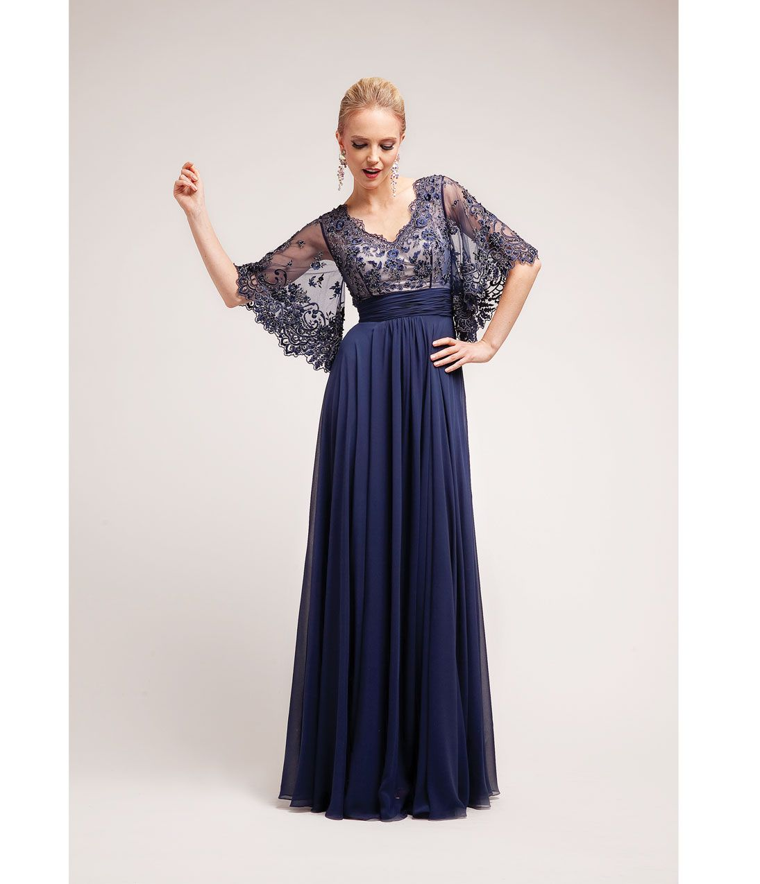 100 great gatsby prom dresses for sale midnight blue for Long sleeve lace wedding dresses for sale