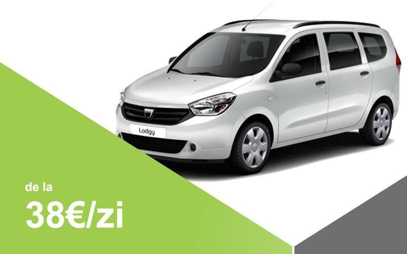 Inchiriere Dacia Lodgy sau similar Clasa 7 locuri  Masini similare clasa 7 locuri: Opel Zafira, Volkswagen Touran  (+4) 0726.723.723 office@emerald-auto.ro  Detalii aici: http://www.emerald-auto.ro/masini-de-inchiriat_doc_20_7-locuri_pg_0.htm  Toata gama de masini de inchiriat din flota, o gasiti aici: http://www.emerald-auto.ro/ctg_3_masini-de-inchiriat_pg_0.htm  #rentacar #bucuresti #romania #inchirieriauto