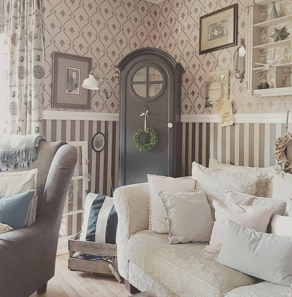 Una Casa Shabby Chic.Una Casa Ricca Di Personalita Arredamento Case Decorazione Della Casa