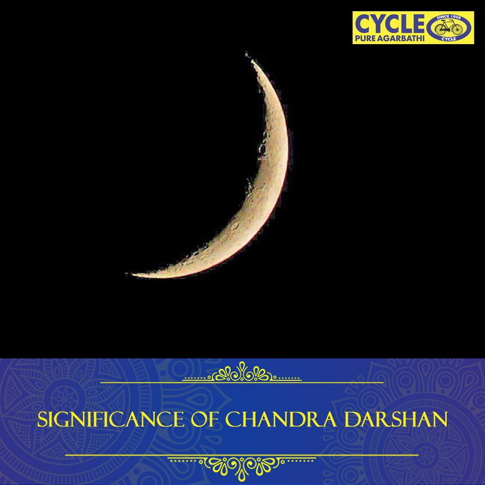 Significance Of Chandra Darshan in 2020 | Chandra, Hindu calendar, Cycle
