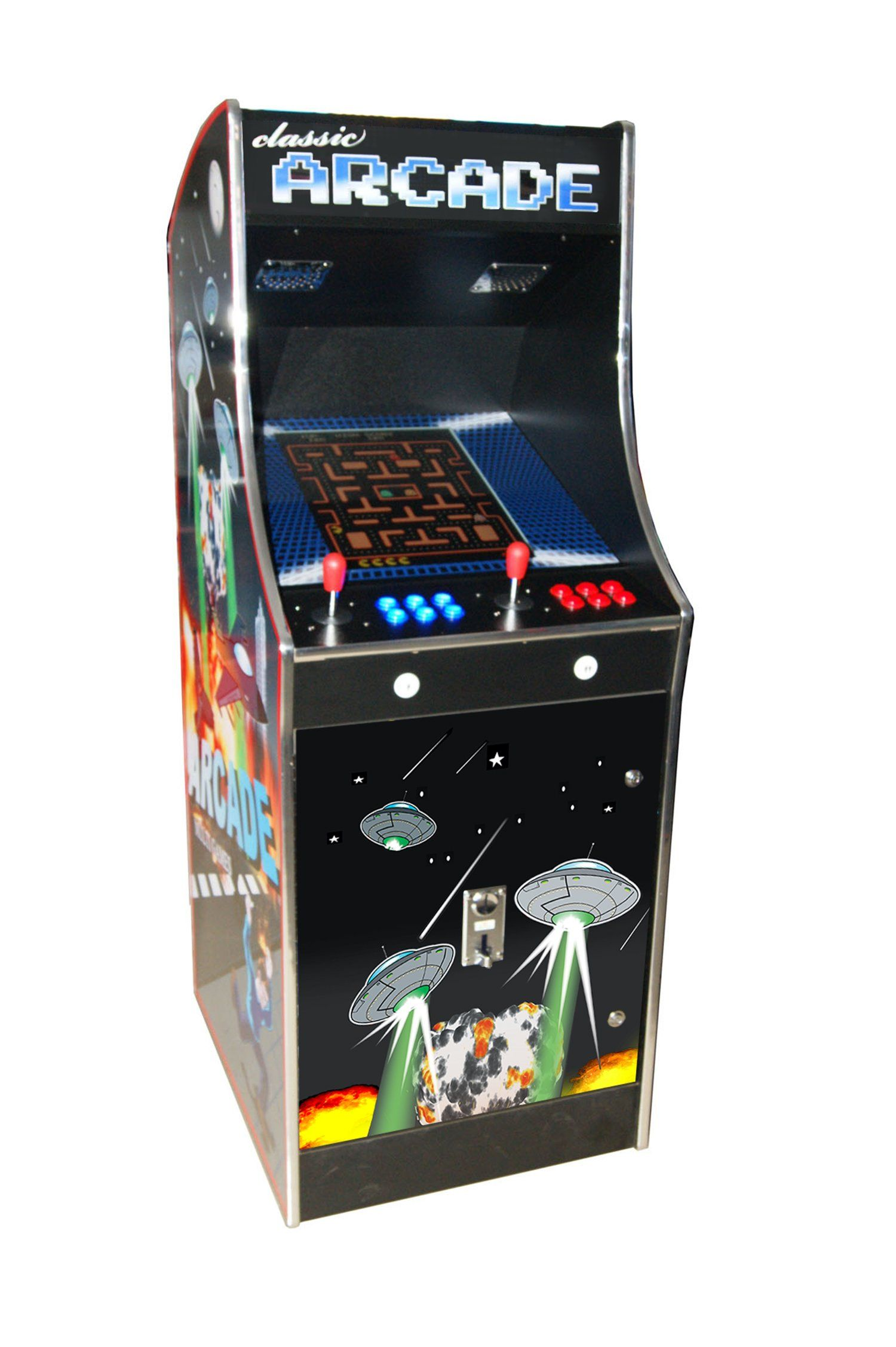 Cosmic II 60-in-1 Multi Game Arcade Machine | L's bedroom ...