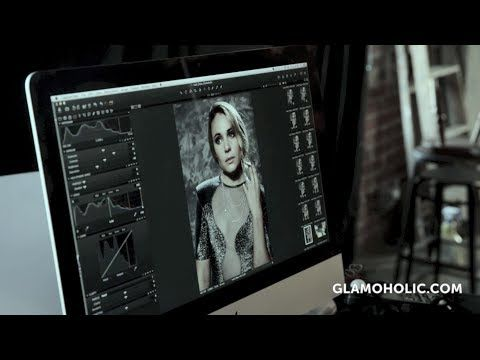 ▶ Leah Pipes - Glamoholic Magazine Photo Shoot - YouTube #leahpipes #theoriginal #cw #TV #glamoholic #magazine #photoshoot #celebrities #behindthescenes #video #exclusive