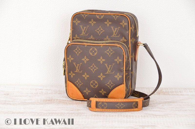 Louis Vuitton Monogram Amazon Shoulder Bag M45236