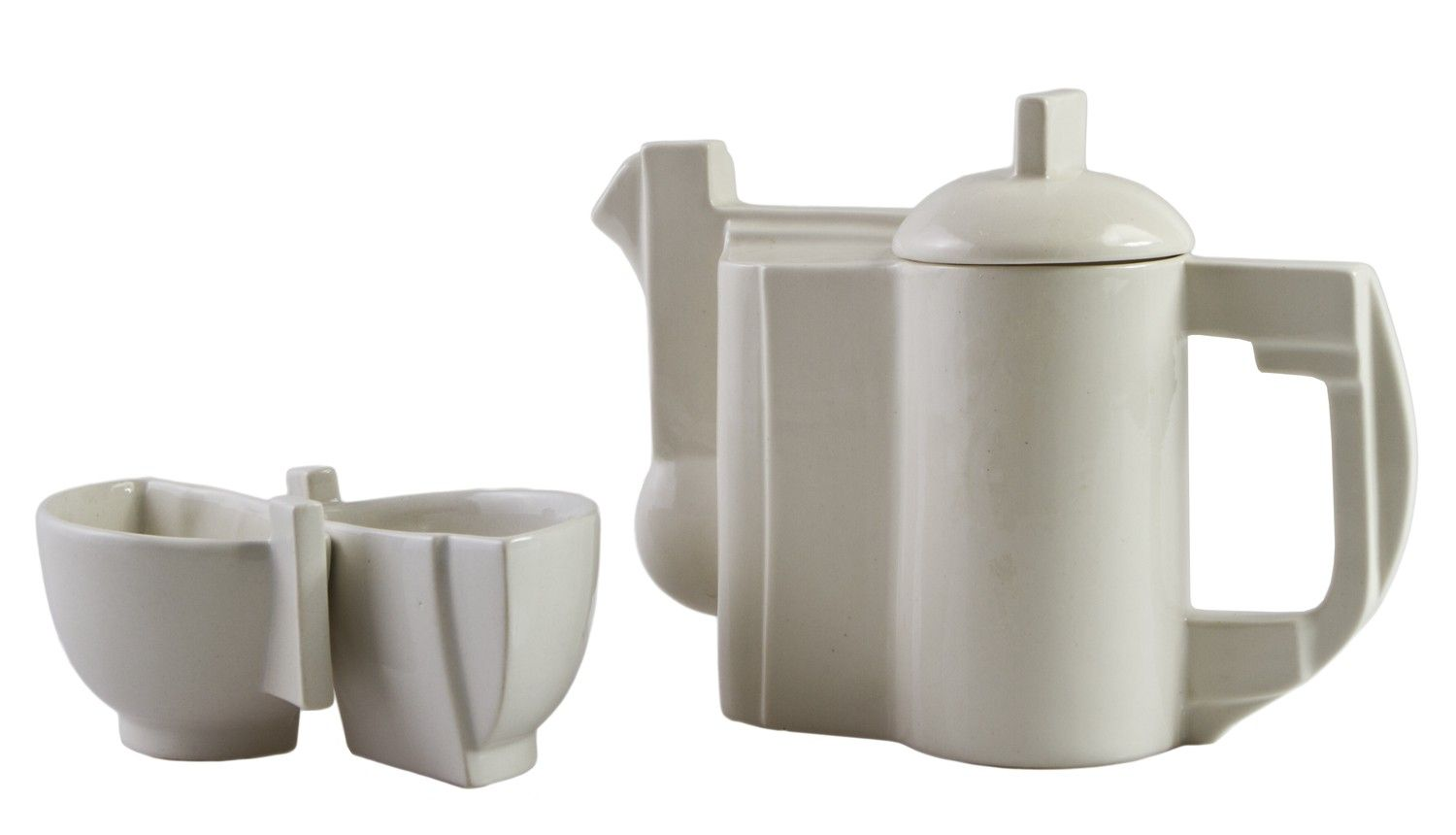 Tea Set, 3 pcs, Konstantin Malevitch, 1923