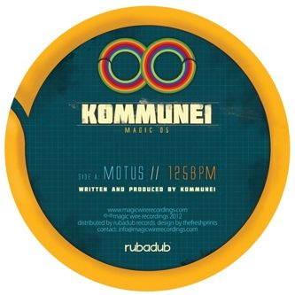 Motus by Kommune1 - MP3 Release - Boomkat - Your independent music specialist