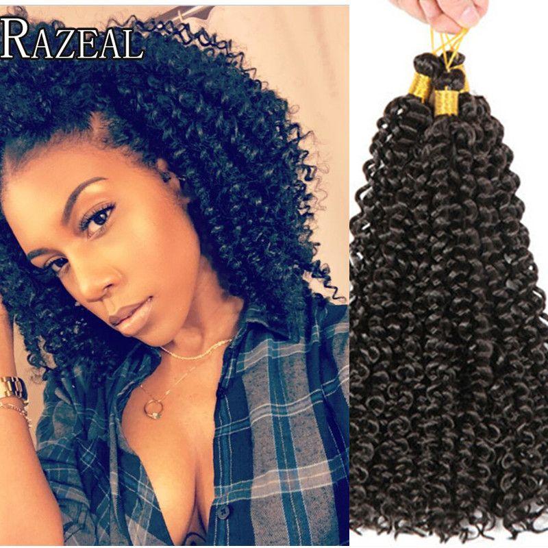 Https Www Aliexpress Com Item Razeal 14 Inch Curly Crochet Hair