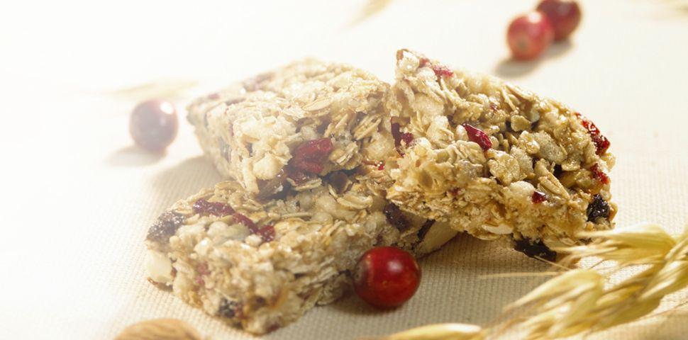 Gesunde Snacks als Zwischenmahlzeit