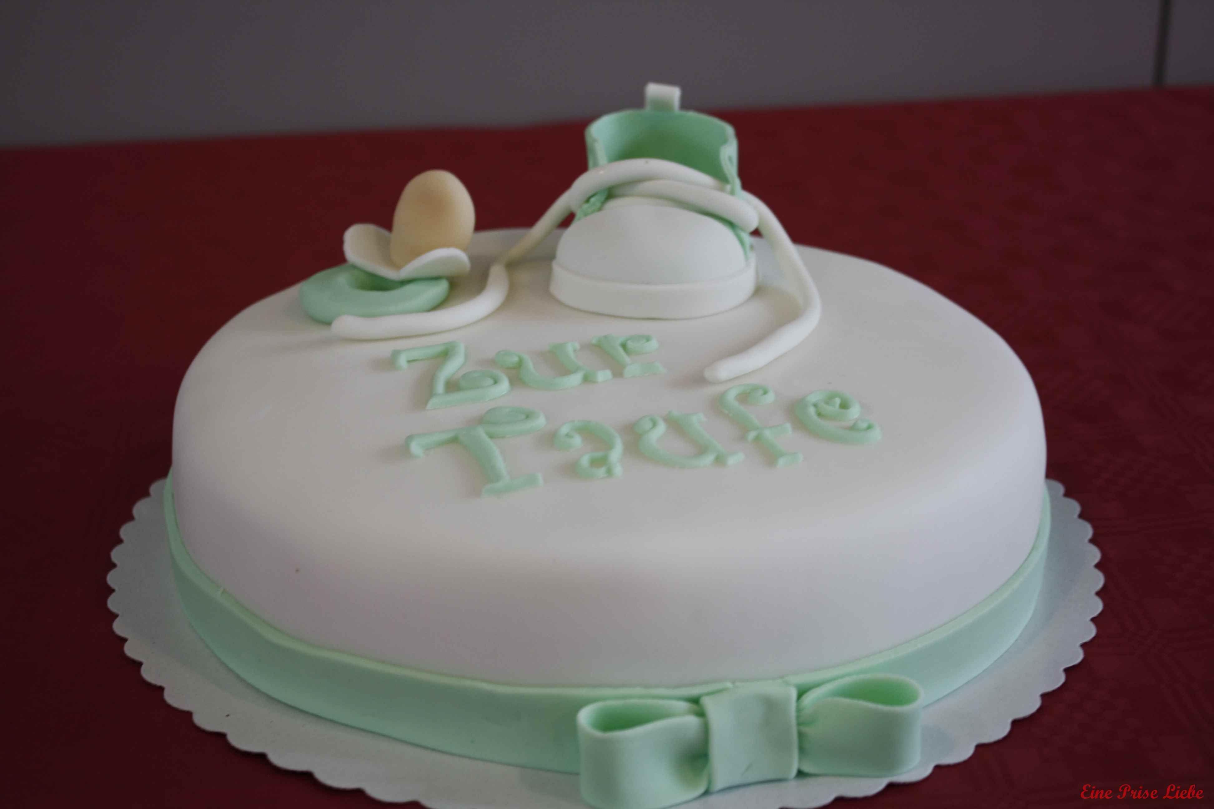 Torte Für Taufe Selber Machen Google Suche Torte Cake Butter