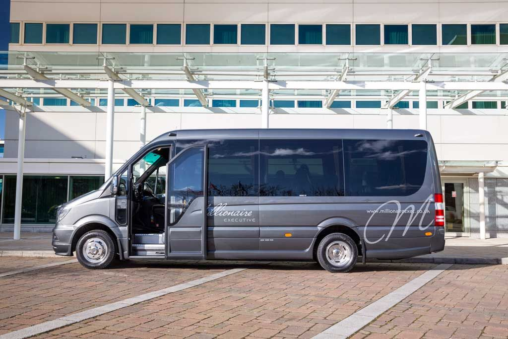 Millionaire Executive have taken delivery of a new Euro 6 X-Clusive