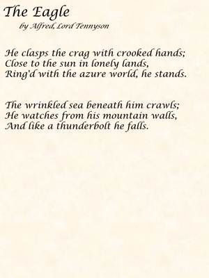 Poetry By Alfred Lord Tennyson Tennyson Poems Alfred Lord Tennyson Poetry