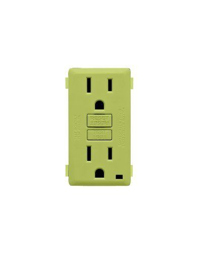 Decorative Electrical Outlet Covers In Colors To Match Walls