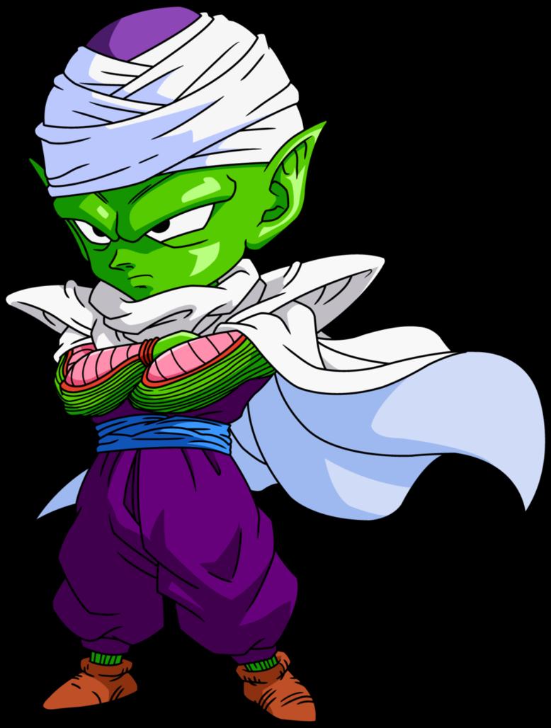 Piccolo personajes chibi de dragon ball dragon ball z for Freezer piccolo