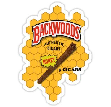 Backwoods Sticker in 2020 Art logo, Art, Art prints