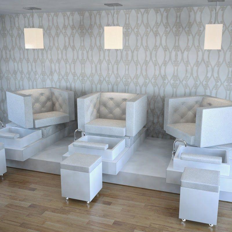 Jenni Pedicure Chair  Salon Interior Inspiration