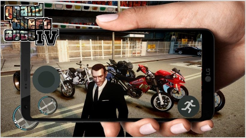 GTA 4 APK DATA for Android Download | APK MOD GAme | Phone