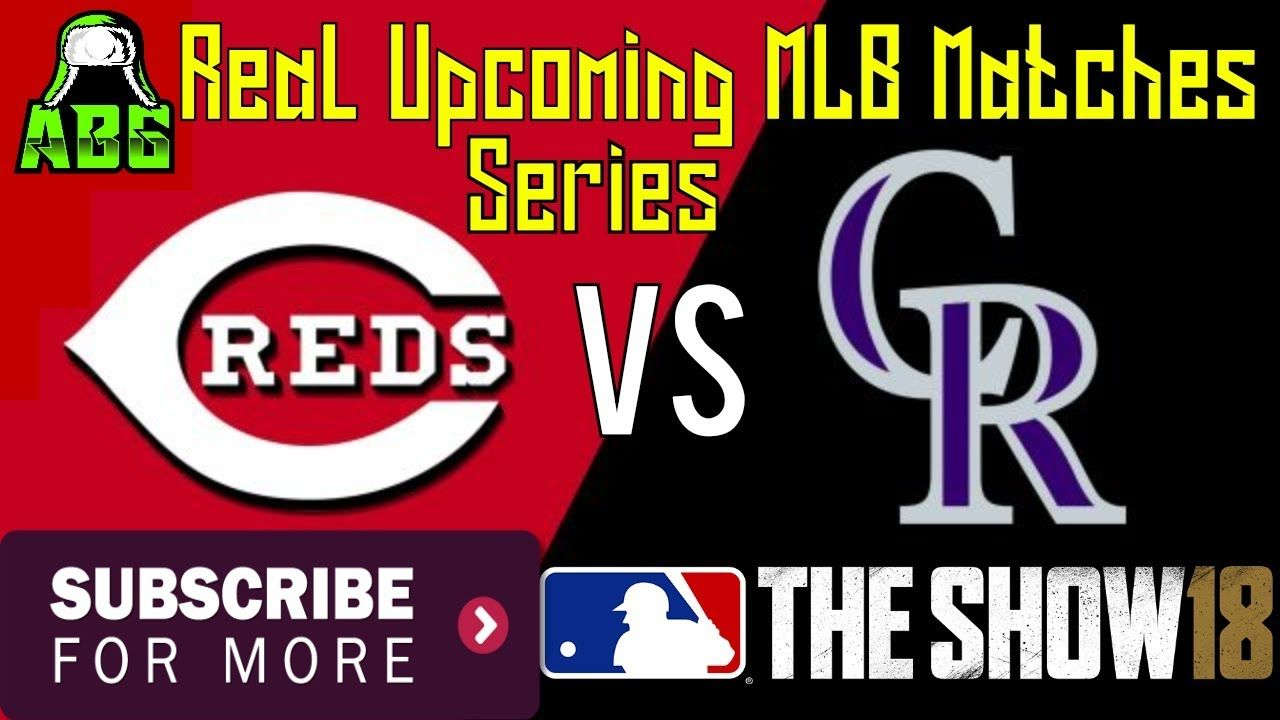4f916467c3e MLB The Show Real Upcoming Game Matchups Series Who Will Win Who Do You  Want To Win   mlbtheshow18  mlbtheshow  mlblive  mlb  mlb18  baseball ...