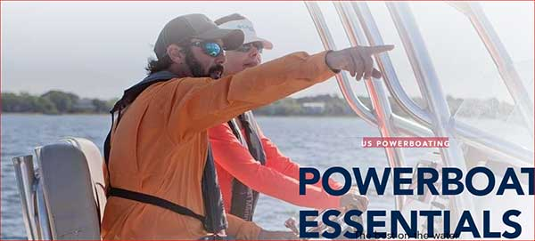Power Boating Instruction OnTheWater Training Miami
