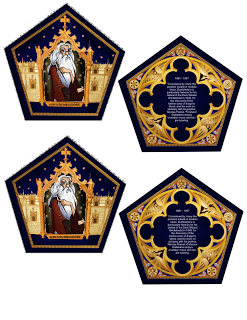 picture relating to Harry Potter Chocolate Frog Cards Printable known as HARRYPOTTER: wizard buying and selling playing cards printable Celebration People today