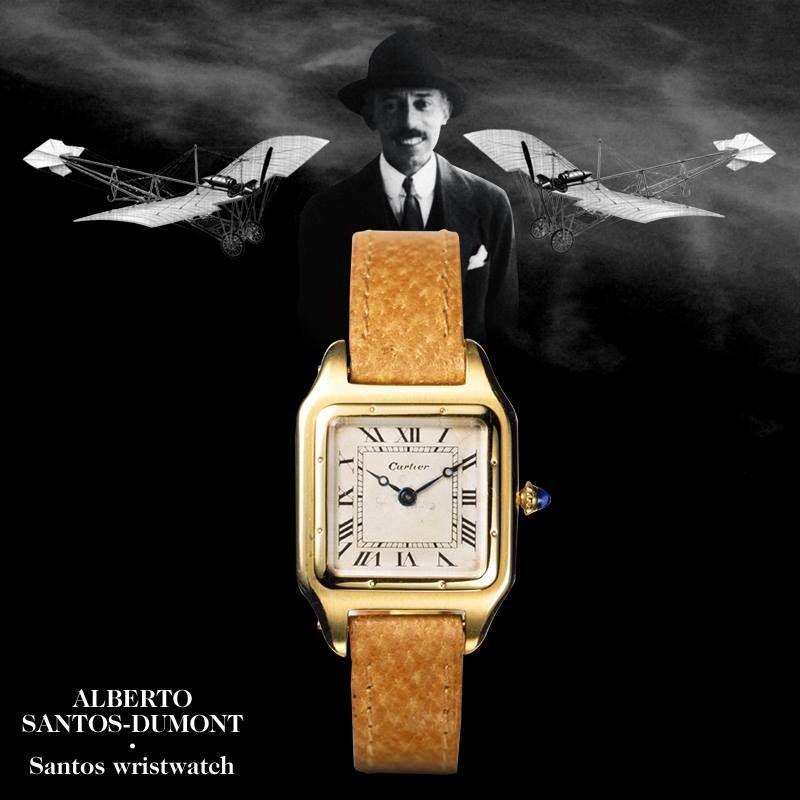 Cartier- Santos Dumont
