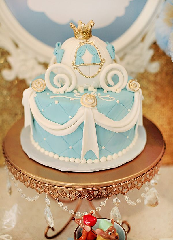Cinderella Cakes Birthday Parties