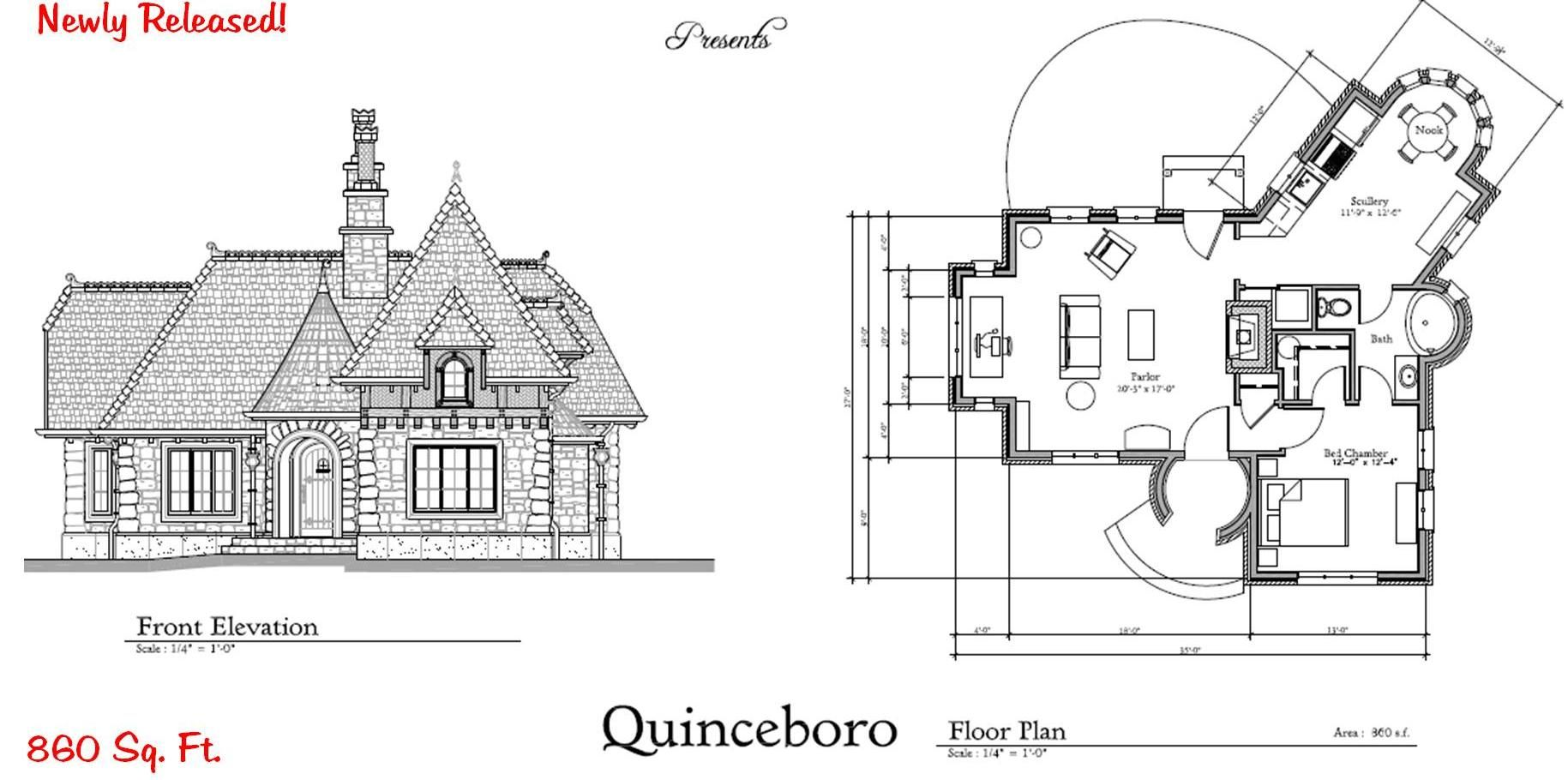 stunning fairy tale cottage house plans pictures - 3d house