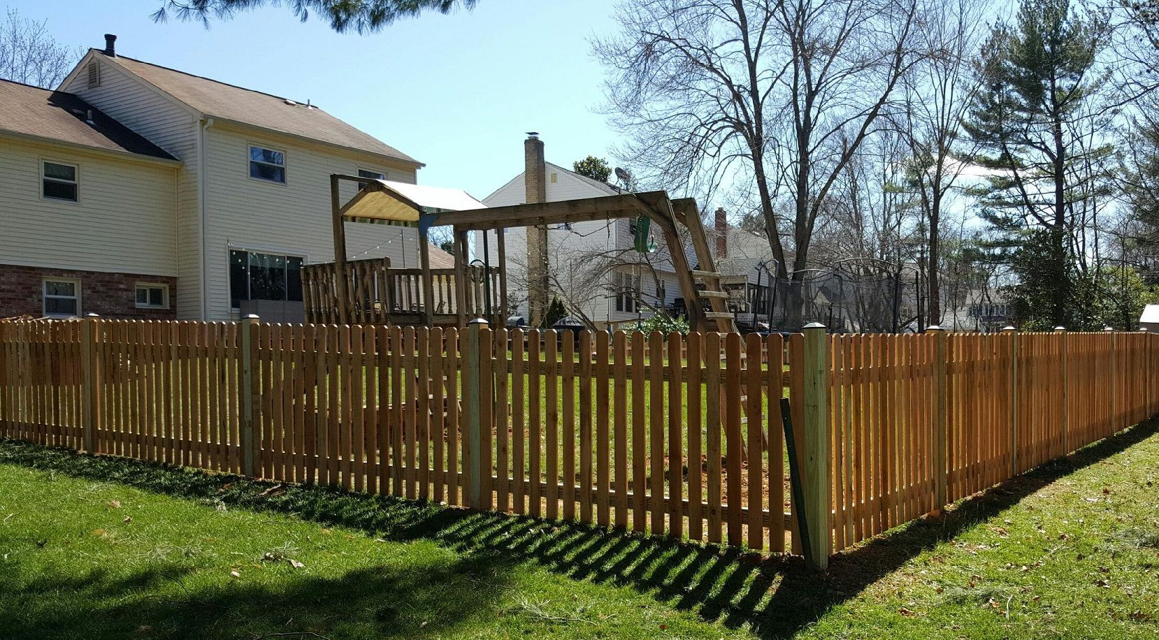 5 Best Cool Ideas Fence Decorations Yard Landscaping