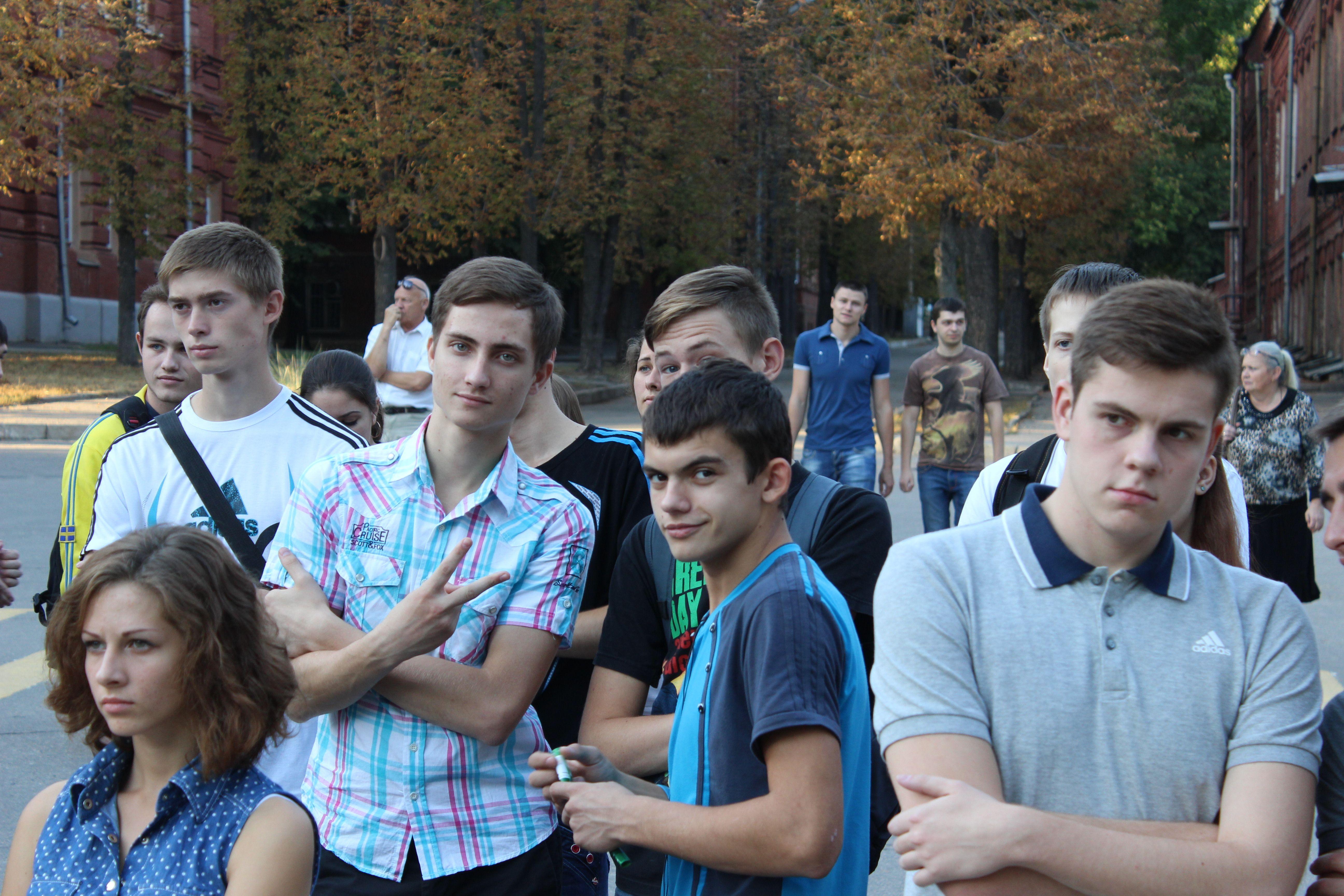 «Ніч науки 2015» в НТУ «ХПІ»