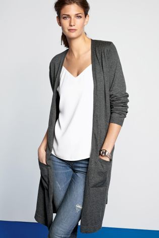 Buy Maxi Cardigan online today at Next: Chile | Next | Pinterest ...