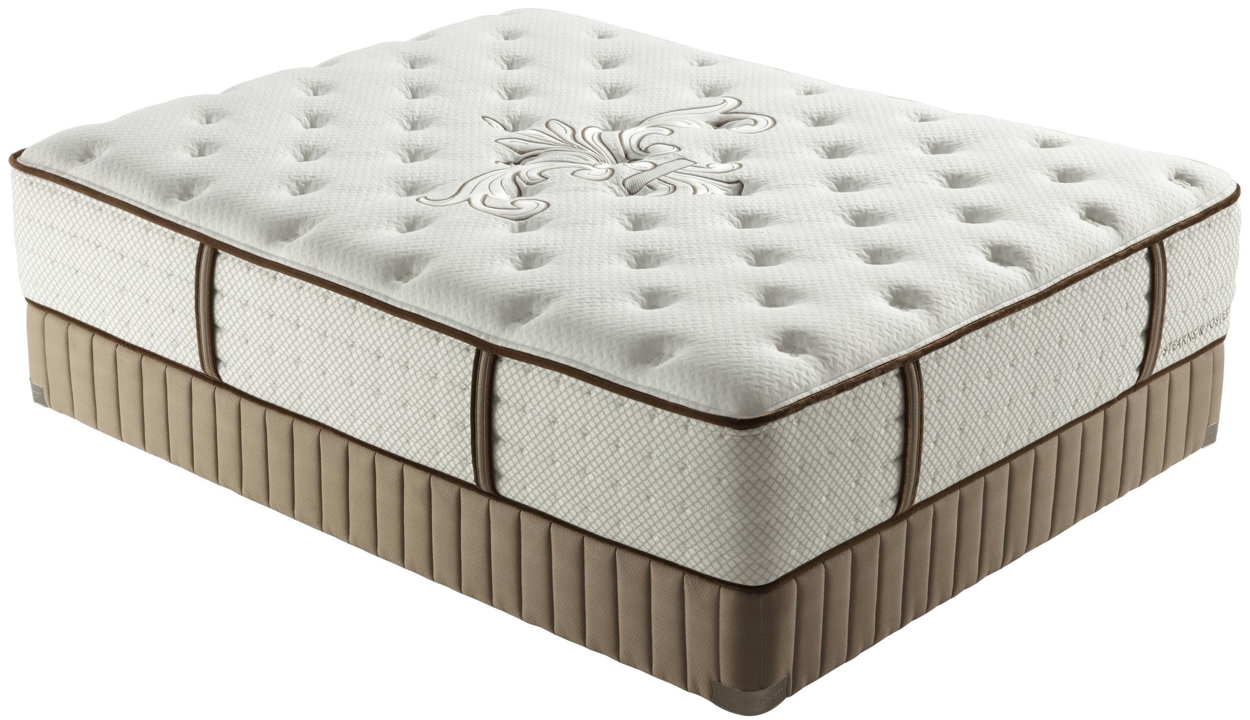Lux Estate Patrice King Luxury Firm Mattress Set By Stearns Mattress Furniture Mattress Mattress Sales