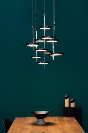 Marset's Nenufar chandelier, nominated for a BOY2013 by Interior Design Magazine.