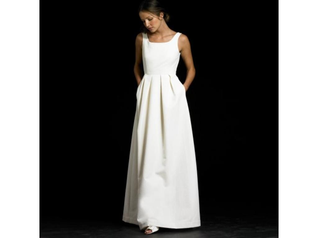 J Crew Matele Cia Size 8 Wedding Dress