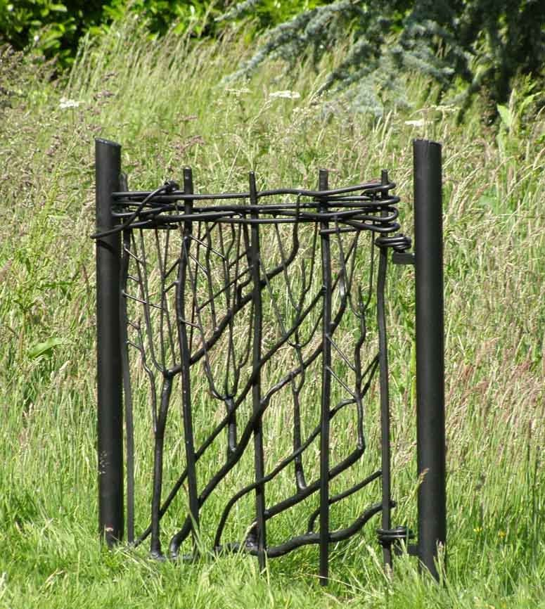Sculpture And Garden Art , Artistic Metal Furniture And Gates   Current  Work For Sale