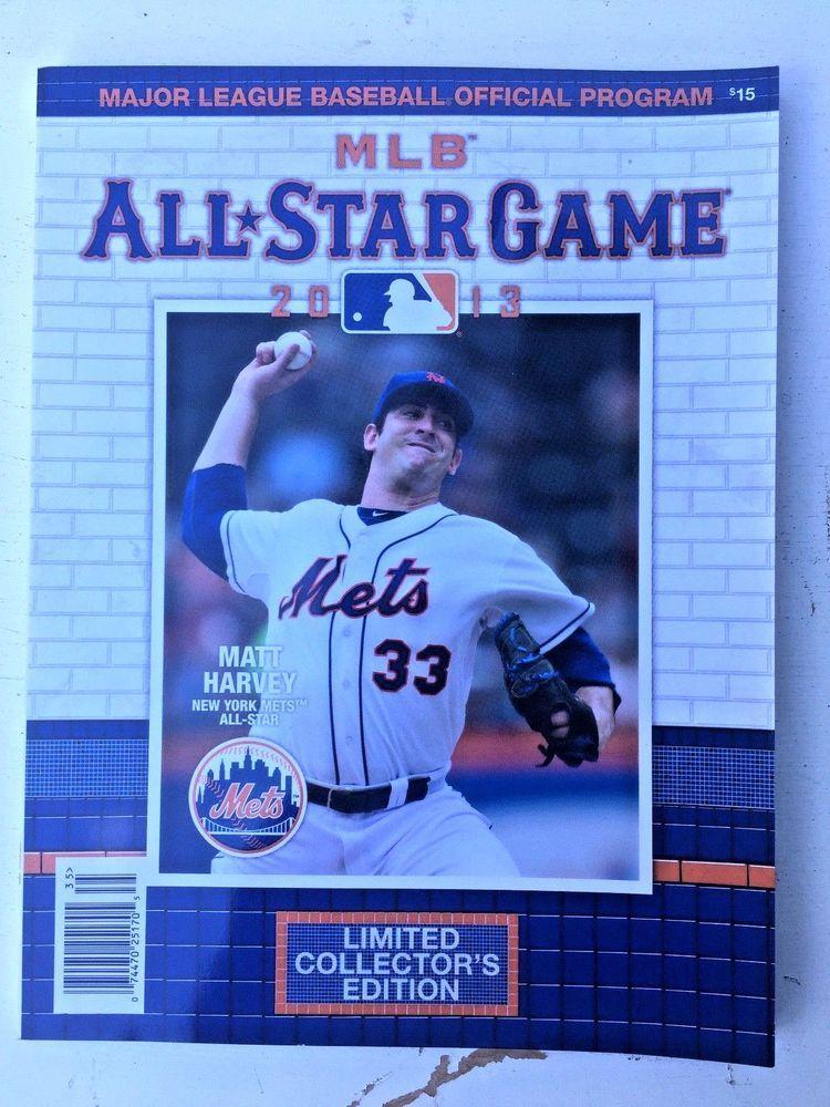 MLB 2013 AllStar GameCitifield Collectors Edition