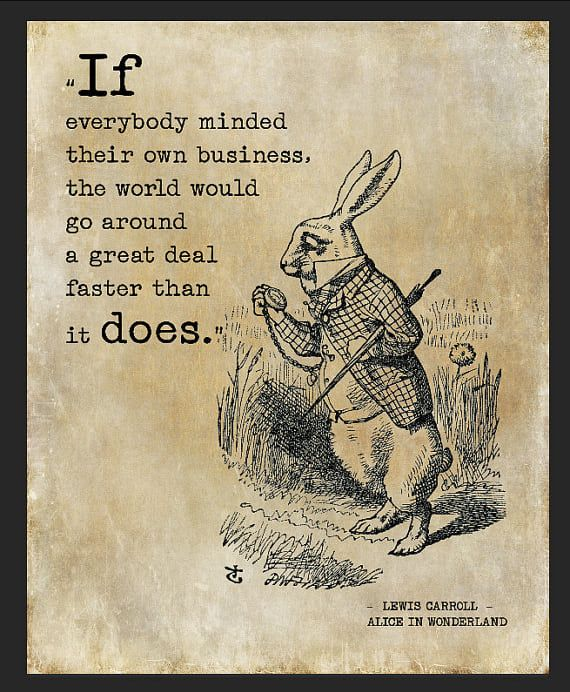15 Alice In Wonderland Quotes That Will Open Your Mind