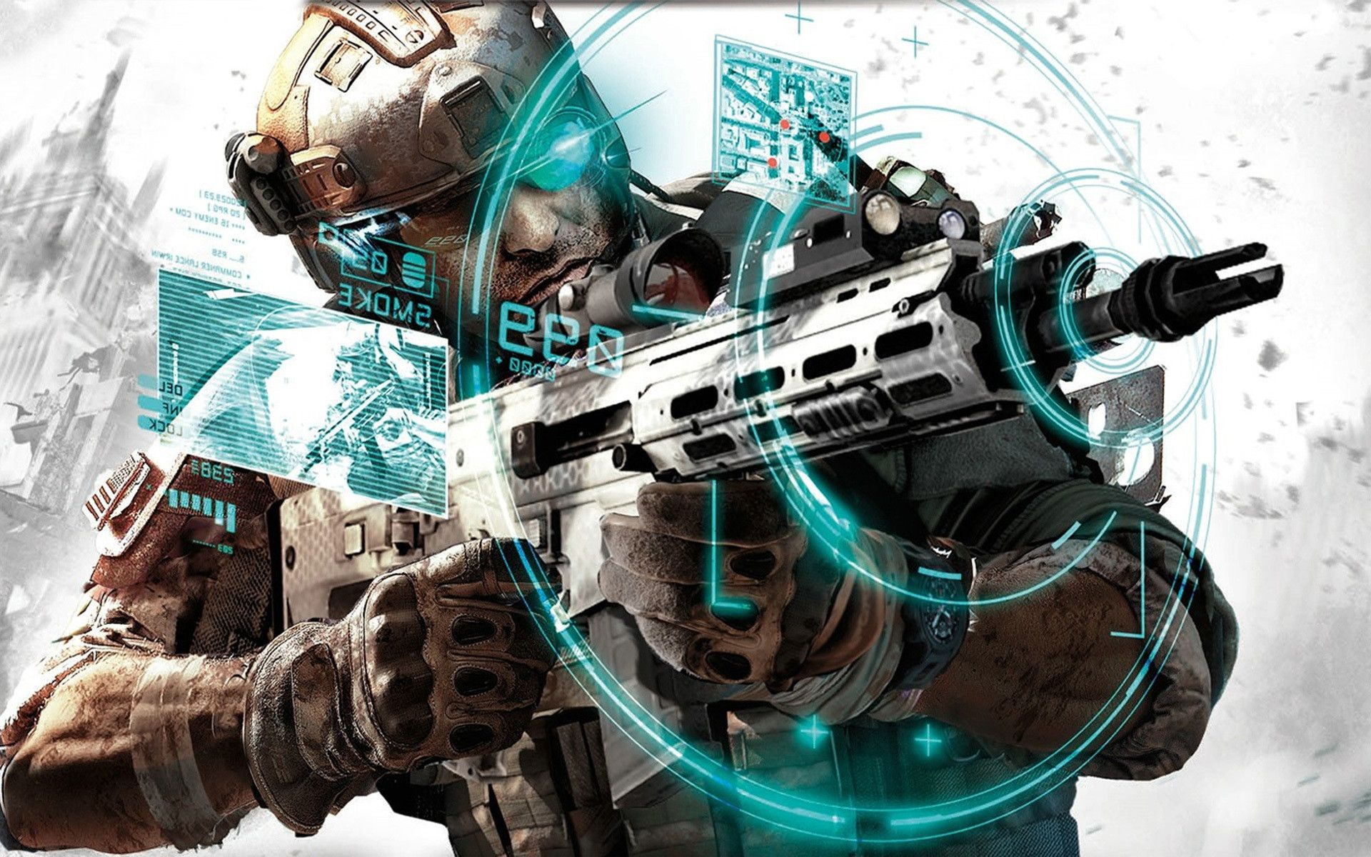 Opinion Future Warfare Is The Way To Go Gaming Wallpapers Hd Future Soldier Gaming Wallpapers