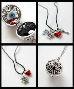 ADHD-halsband från Pilgrim Ett trendigt ADHD-smycke fyllt av symbolik.  Smycket består 9675dffff4a81